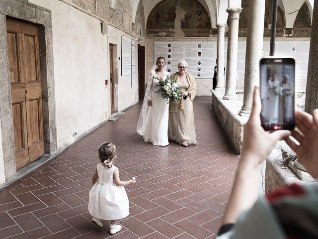Il matrimonio di Eraldo e Nadja a Pietrasanta, Lucca 23