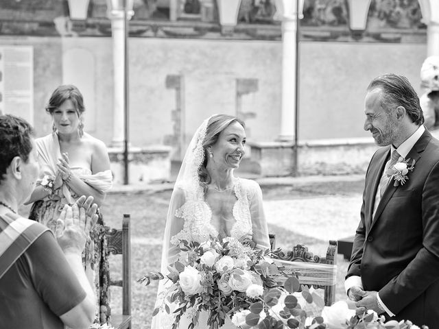 Il matrimonio di Eraldo e Nadja a Pietrasanta, Lucca 28