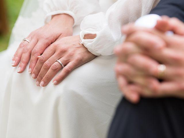 Il matrimonio di Eraldo e Nadja a Pietrasanta, Lucca 34