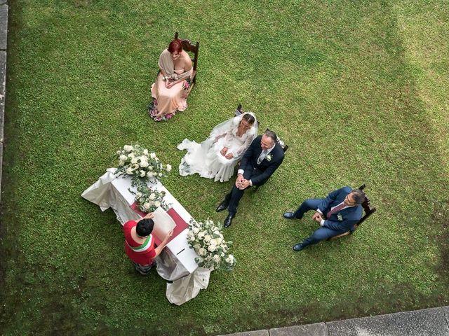 Il matrimonio di Eraldo e Nadja a Pietrasanta, Lucca 35