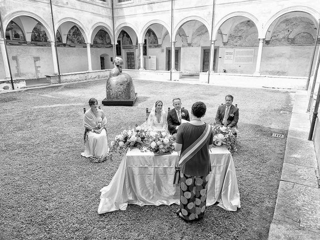 Il matrimonio di Eraldo e Nadja a Pietrasanta, Lucca 38