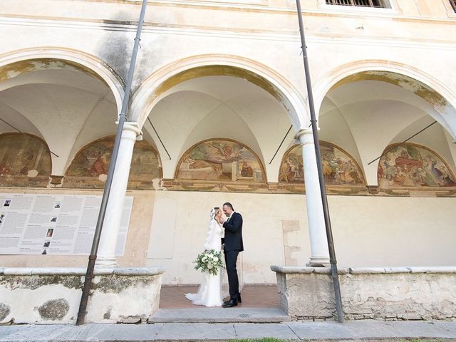 Il matrimonio di Eraldo e Nadja a Pietrasanta, Lucca 51