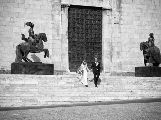 Il matrimonio di Eraldo e Nadja a Pietrasanta, Lucca 53