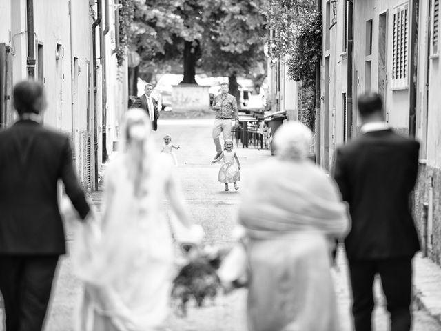 Il matrimonio di Eraldo e Nadja a Pietrasanta, Lucca 56
