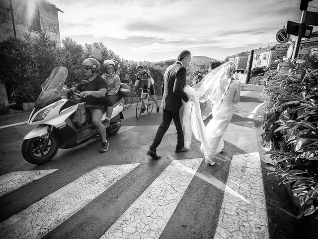 Il matrimonio di Eraldo e Nadja a Pietrasanta, Lucca 57