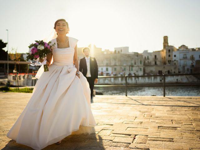 Il matrimonio di Nicolò e Doriana a Monopoli, Bari 3