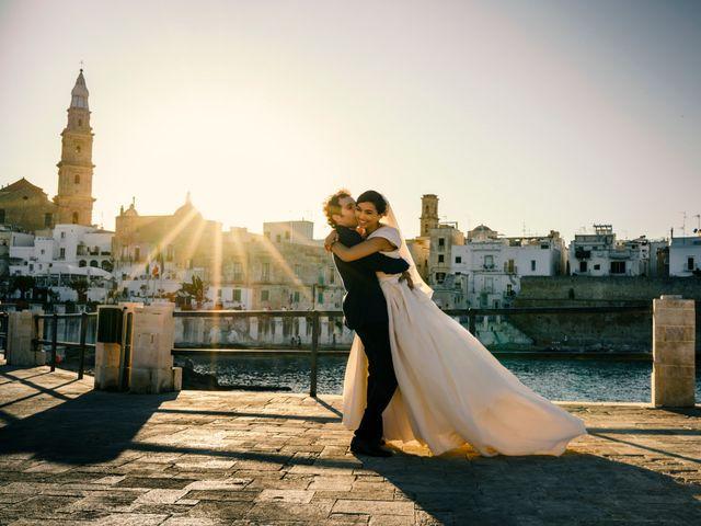 Il matrimonio di Nicolò e Doriana a Monopoli, Bari 5