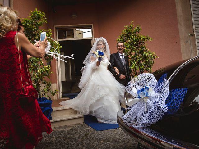 Il matrimonio di Giuseppe e Sabrina a Enna, Enna 20