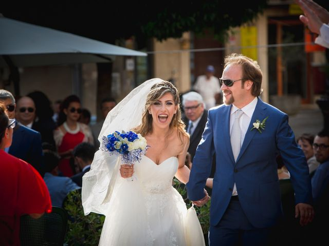 Il matrimonio di Giuseppe e Sabrina a Enna, Enna 27