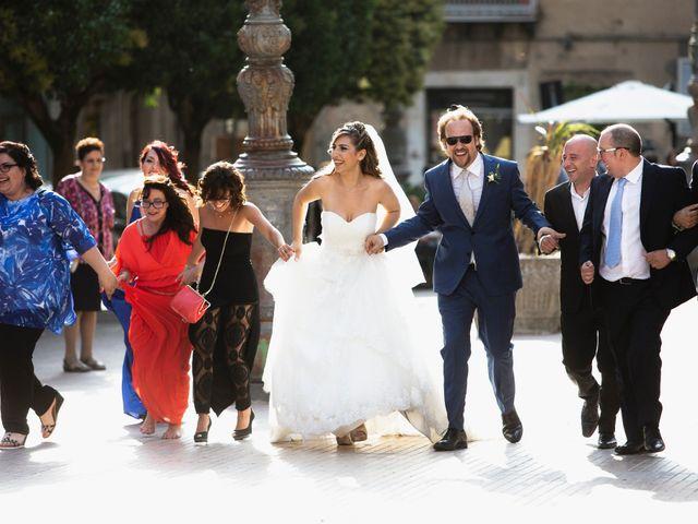 Il matrimonio di Giuseppe e Sabrina a Enna, Enna 28