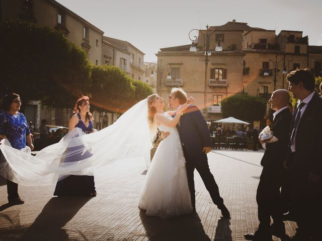 Il matrimonio di Giuseppe e Sabrina a Enna, Enna 29