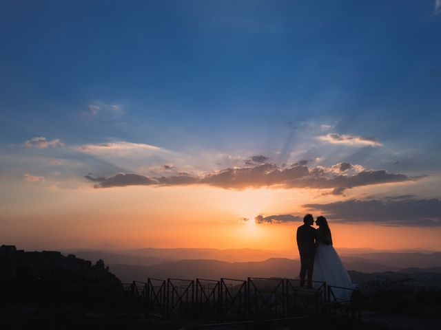 Il matrimonio di Giuseppe e Sabrina a Enna, Enna 33