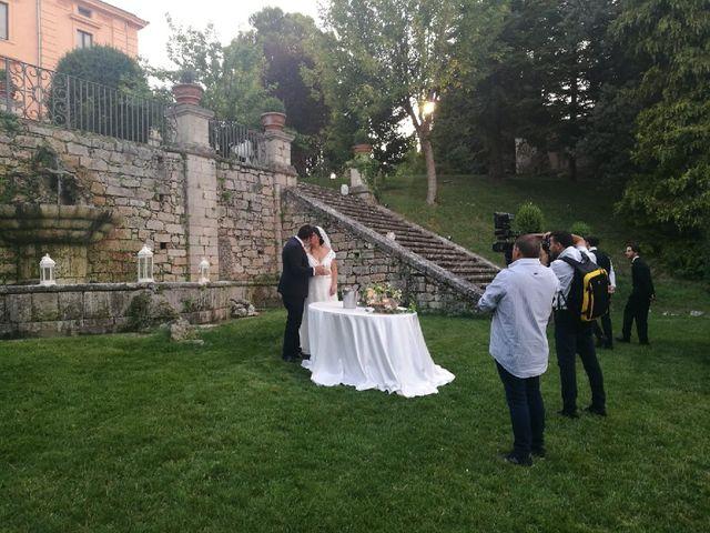 Il matrimonio di Massimiliano e Elisa a Carolei, Cosenza 11