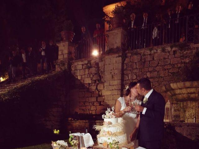 Il matrimonio di Massimiliano e Elisa a Carolei, Cosenza 20