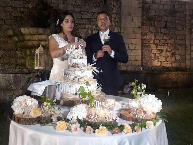Il matrimonio di Massimiliano e Elisa a Carolei, Cosenza 1
