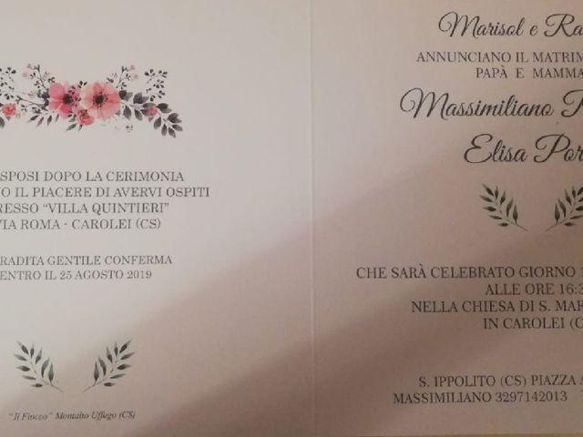 Il matrimonio di Massimiliano e Elisa a Carolei, Cosenza 38