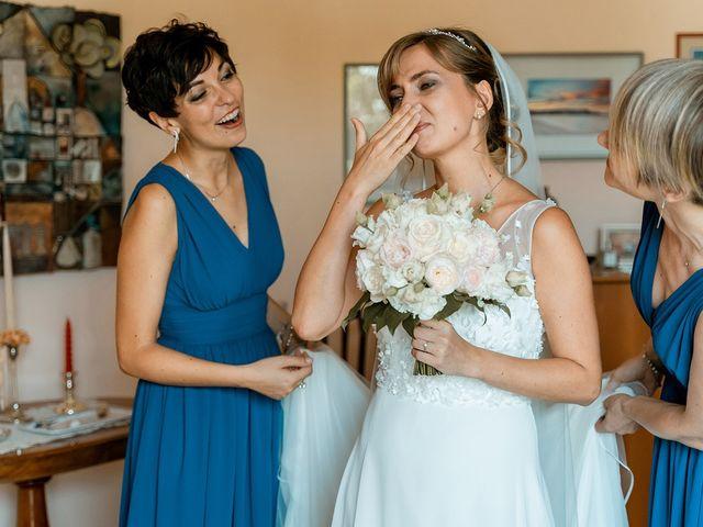 Il matrimonio di Claudio e Ilaria a Cerrione, Biella 25