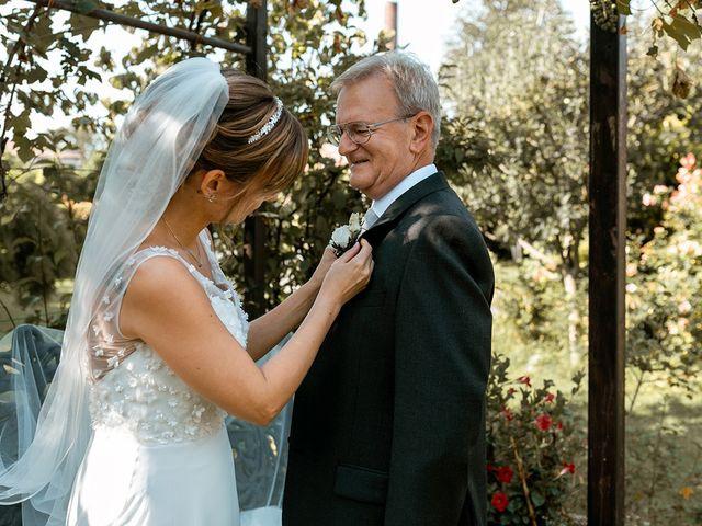 Il matrimonio di Claudio e Ilaria a Cerrione, Biella 28