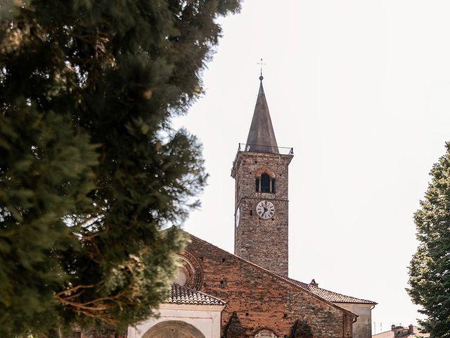 Il matrimonio di Claudio e Ilaria a Cerrione, Biella 29