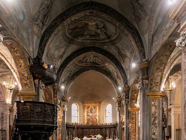 Il matrimonio di Claudio e Ilaria a Cerrione, Biella 32