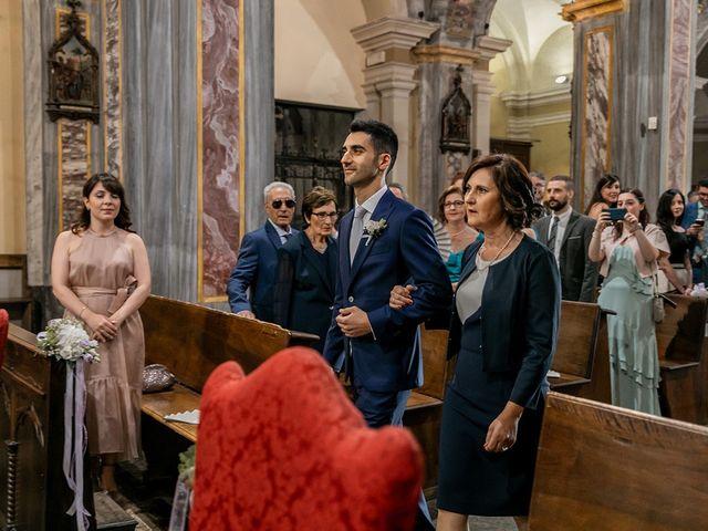 Il matrimonio di Claudio e Ilaria a Cerrione, Biella 35