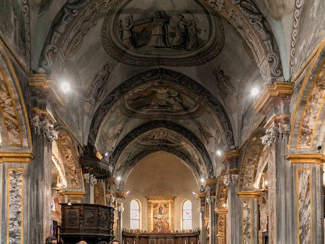 Il matrimonio di Claudio e Ilaria a Cerrione, Biella 36