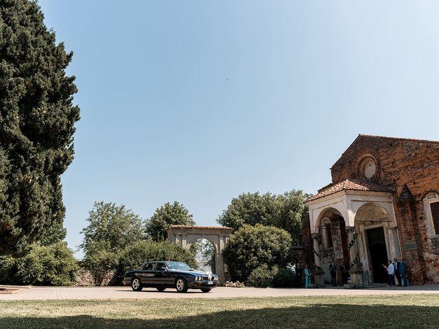 Il matrimonio di Claudio e Ilaria a Cerrione, Biella 37