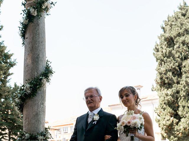 Il matrimonio di Claudio e Ilaria a Cerrione, Biella 40