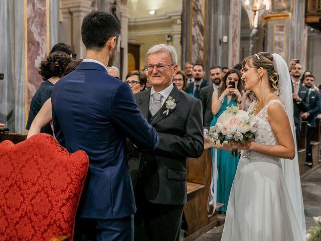 Il matrimonio di Claudio e Ilaria a Cerrione, Biella 41