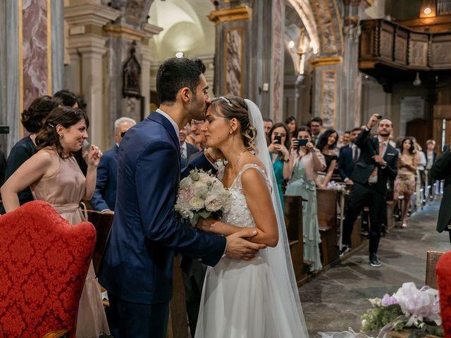 Il matrimonio di Claudio e Ilaria a Cerrione, Biella 42