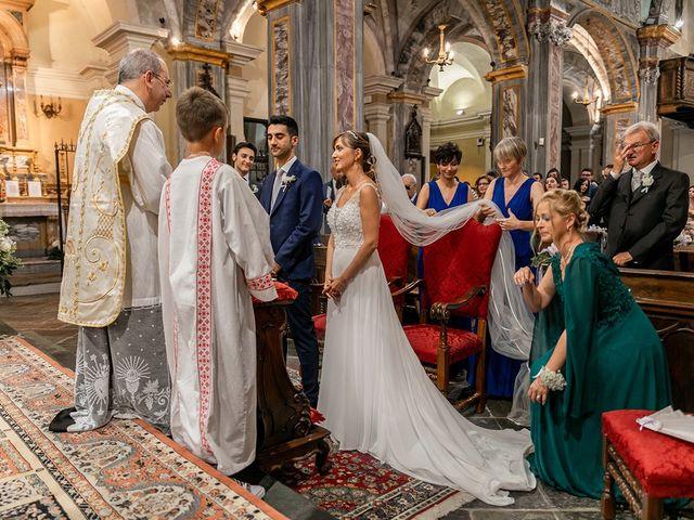 Il matrimonio di Claudio e Ilaria a Cerrione, Biella 43