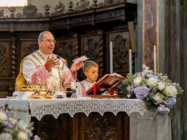 Il matrimonio di Claudio e Ilaria a Cerrione, Biella 45