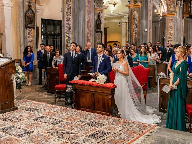 Il matrimonio di Claudio e Ilaria a Cerrione, Biella 46