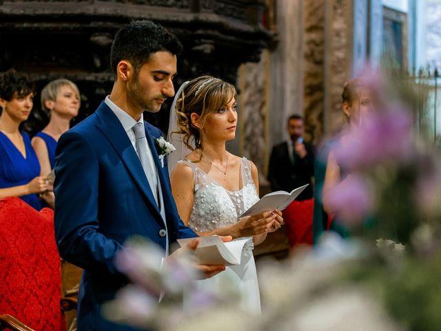 Il matrimonio di Claudio e Ilaria a Cerrione, Biella 49
