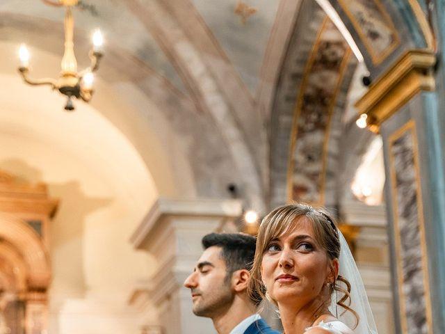 Il matrimonio di Claudio e Ilaria a Cerrione, Biella 50