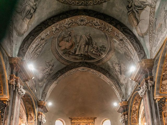 Il matrimonio di Claudio e Ilaria a Cerrione, Biella 52