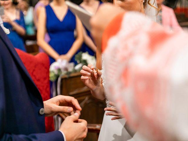 Il matrimonio di Claudio e Ilaria a Cerrione, Biella 54