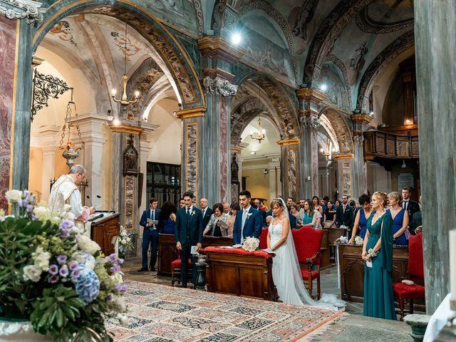 Il matrimonio di Claudio e Ilaria a Cerrione, Biella 57