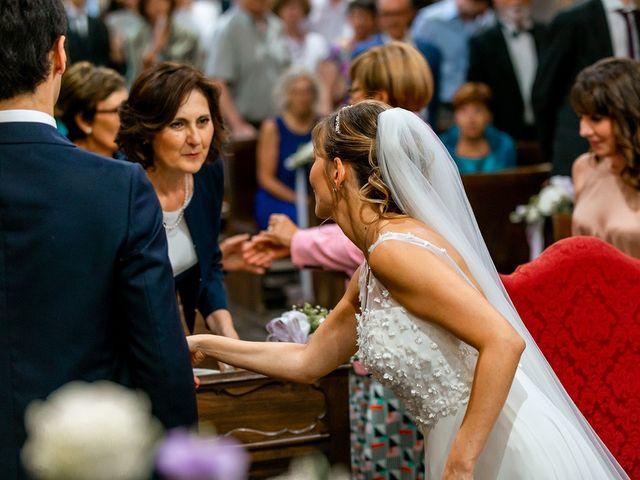 Il matrimonio di Claudio e Ilaria a Cerrione, Biella 58