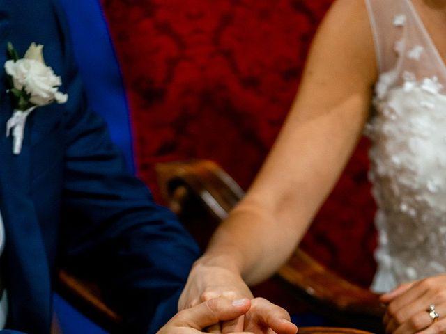 Il matrimonio di Claudio e Ilaria a Cerrione, Biella 59