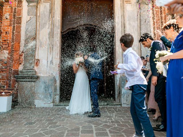 Il matrimonio di Claudio e Ilaria a Cerrione, Biella 61