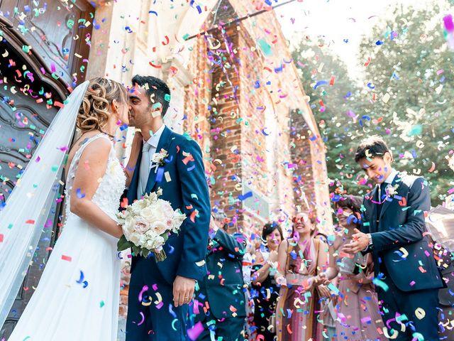 Il matrimonio di Claudio e Ilaria a Cerrione, Biella 63
