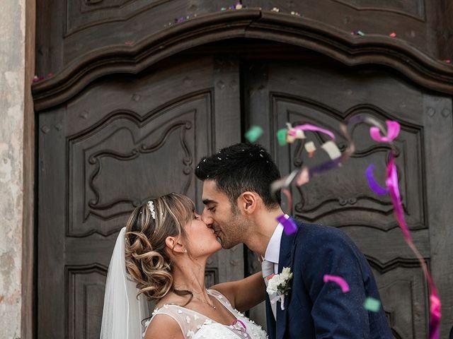 Il matrimonio di Claudio e Ilaria a Cerrione, Biella 1