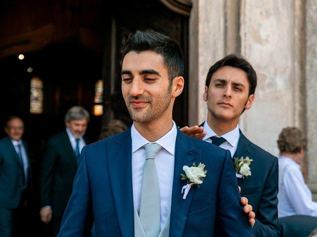 Il matrimonio di Claudio e Ilaria a Cerrione, Biella 64