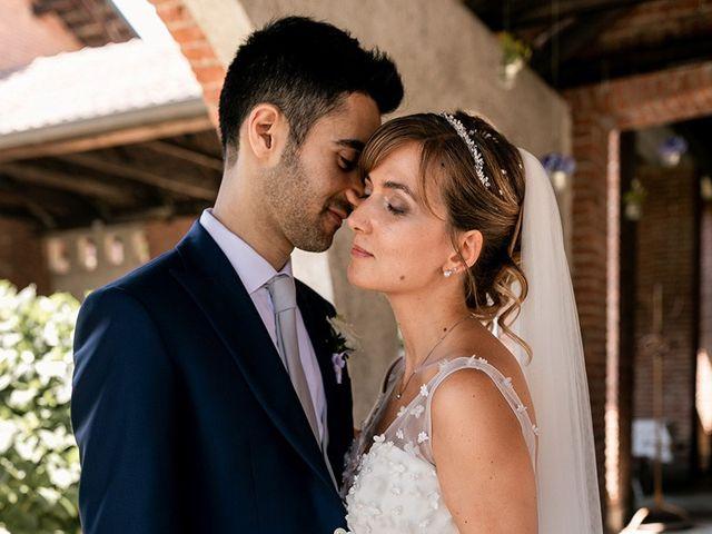 Il matrimonio di Claudio e Ilaria a Cerrione, Biella 76