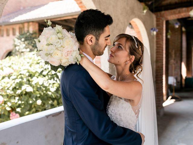 Il matrimonio di Claudio e Ilaria a Cerrione, Biella 77