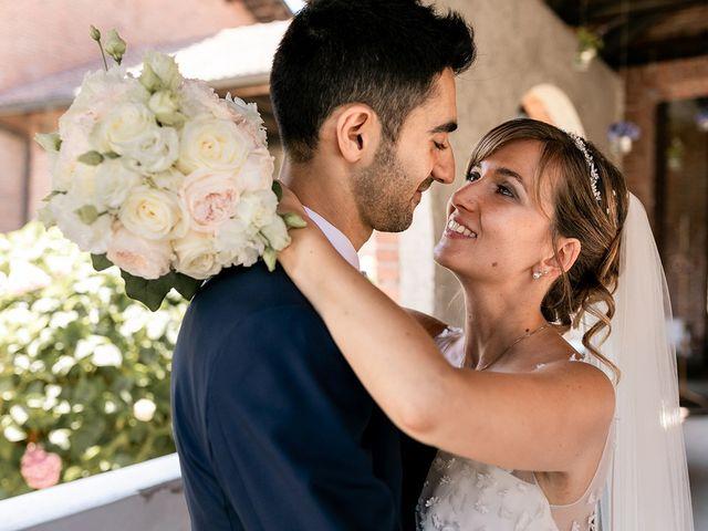 Il matrimonio di Claudio e Ilaria a Cerrione, Biella 78