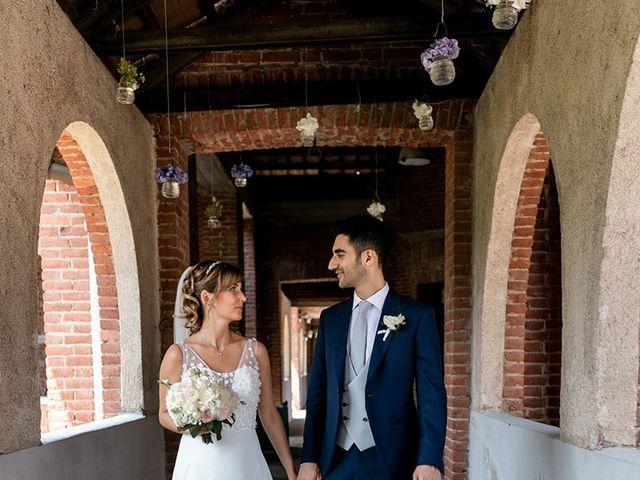 Il matrimonio di Claudio e Ilaria a Cerrione, Biella 80