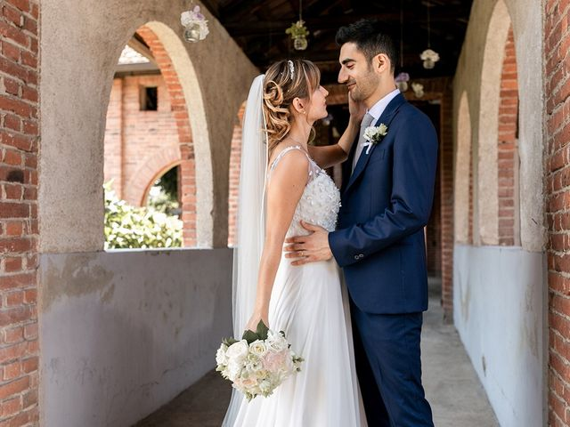 Il matrimonio di Claudio e Ilaria a Cerrione, Biella 81