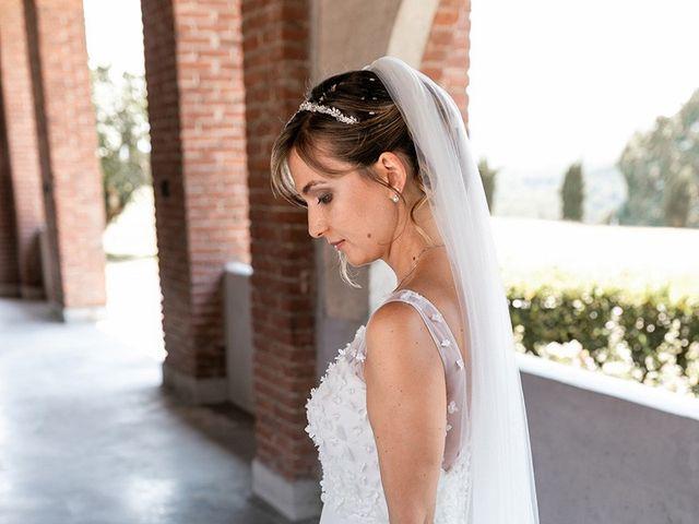 Il matrimonio di Claudio e Ilaria a Cerrione, Biella 84
